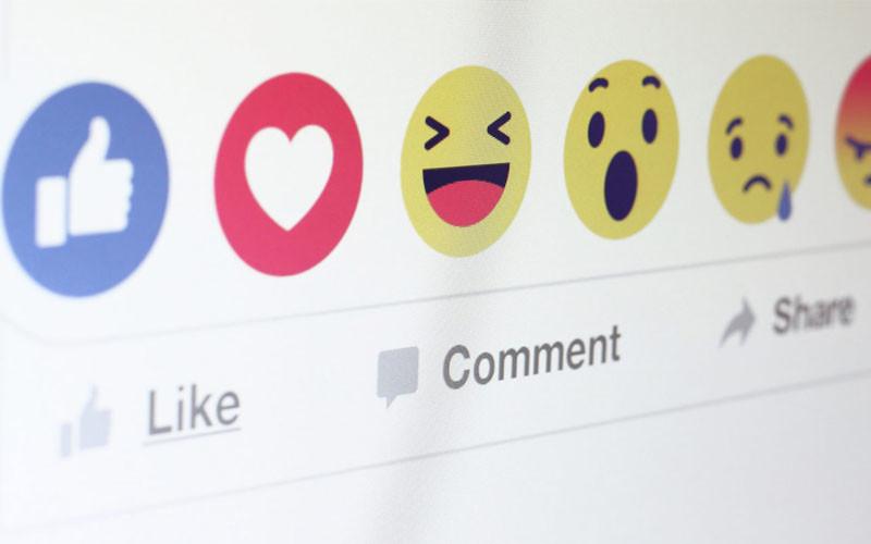 """Nauja """"Facebook"""" įrašų vertinimo sistema"""