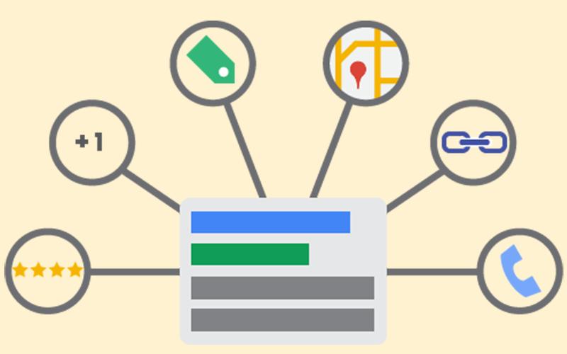 """""""Google AdWords"""" plėtiniai – galimybė padidinti skelbimų efektyvumą"""
