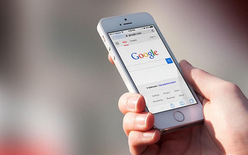 """""""Google"""" griežtina mobiliųjų svetainių reitingavimo sąlygas"""